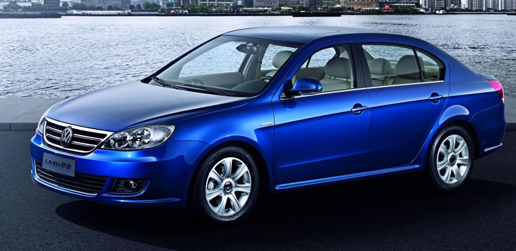 VW Lavida.