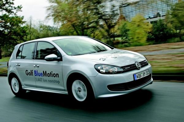 VW-Sparmodelle auf Deutschland-Tour