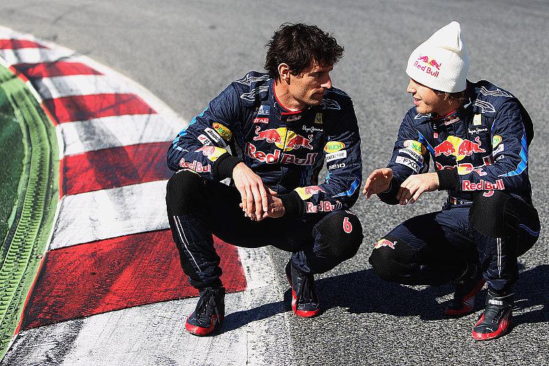 Vettel arbeitet weiter ohne Manager: Gutes Verhältnis zu Webber