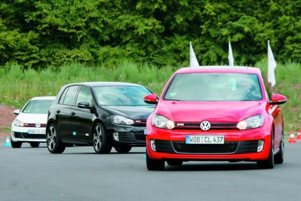 Volkswagen bietet jungen Autokäufern kostenloses Sicherheitstraining