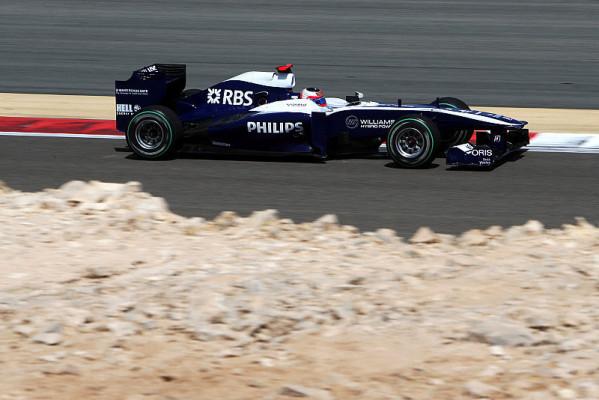 Williams bringt neue Teile: Besser abschneiden