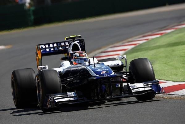 Williams möchte in China McLaren-System haben: Die Löcher müssen da sein
