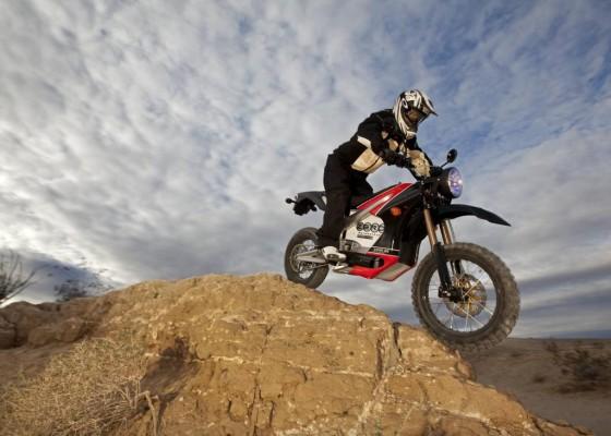 Zero Motorcycles: Große Sprünge mit Elektromotorrädern