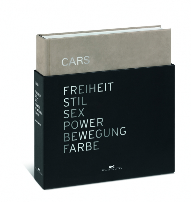 auto.de-Buchtipp: Cars: Freiheit – Stil – Sex – Power – Bewegung – Farbe