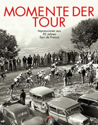 auto.de-Buchtipp: Momente der Tour - Impressionen aus 90 Jahren Tour de France