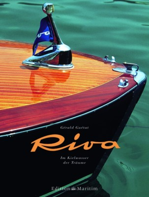 auto.de-Buchtipp: Riva - Im Kielwasser der Träume