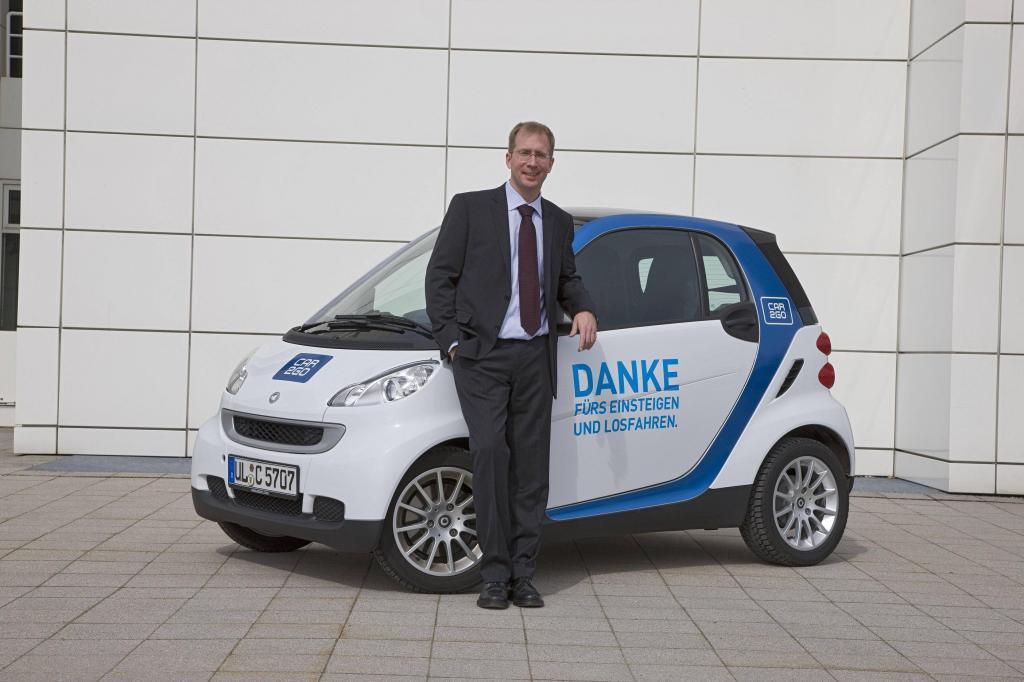 car2go: Mit dem smart 83-mal um die Welt