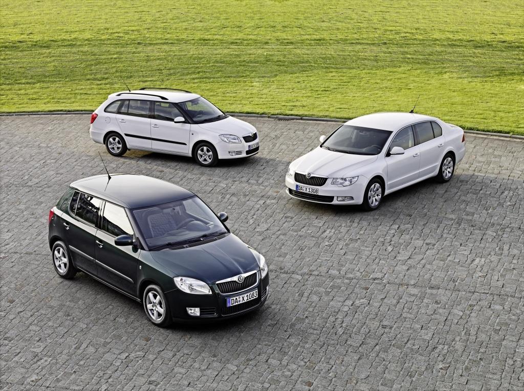 """Neuer Octavia, neuer Kompakter …?"": Škoda-Pressechef Nikolaus Reichert im auto.de-Gespräch   Skoda Green Line"