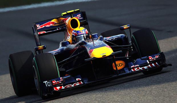 3. Freies Training: Webber fährt Bestzeit