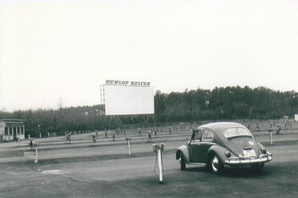50 Jahre Autokino: Kintopp vor der Windschutzscheibe