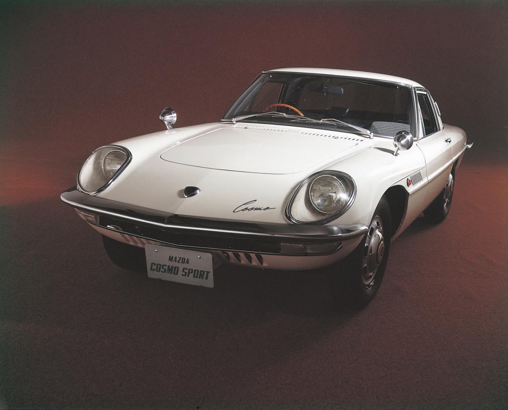 50 Jahre Mazda: Gleich das erste Auto ein Erfolg