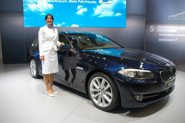 AMI 2010: Audi, BMW und Mercedes-Benz
