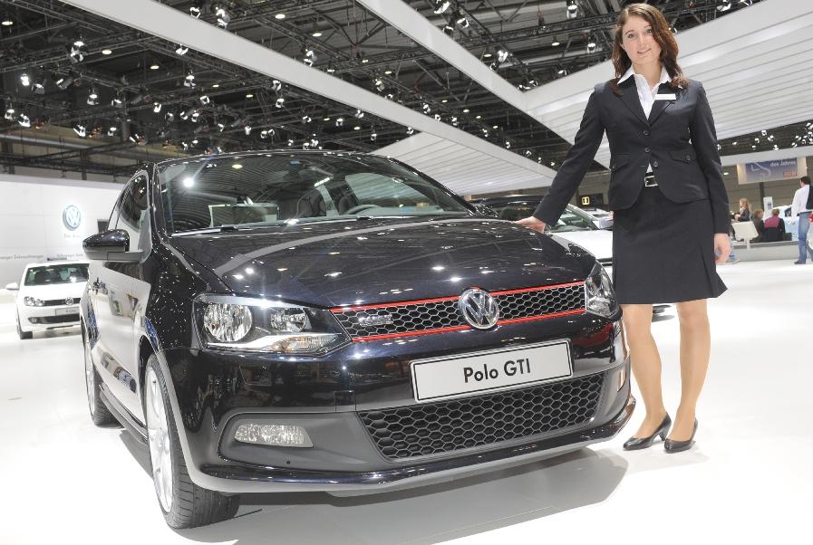 AMI 2010: Der Polo GTI ist zurück