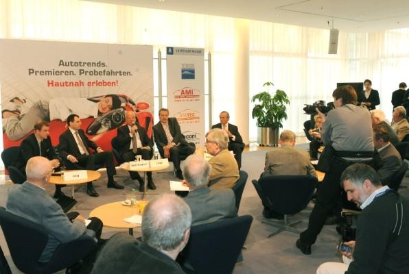 AMI 2010: Die automobile Welt trifft sich in Leipzig