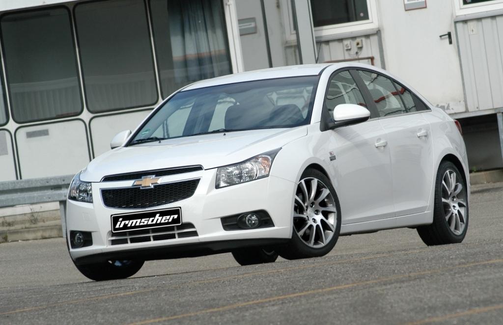 AMI 2010: Irmscher bringt den Chevrolet Cruze auf 186 PS