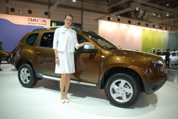AMI 2010: Renault, Dacia, Škoda und Toyota