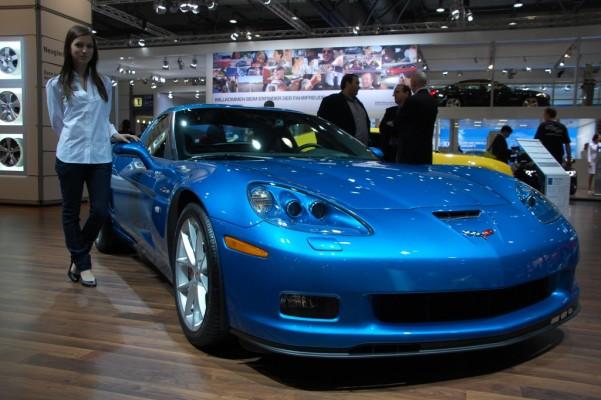 AMI 2010: Subaru, Kia und Chevrolet