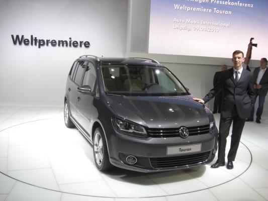 AMI 2010: Volkswagen und Porsche