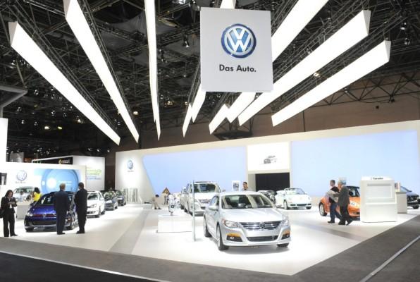 AMI 2010: Weltpremiere für den neuen Volkswagen Touran