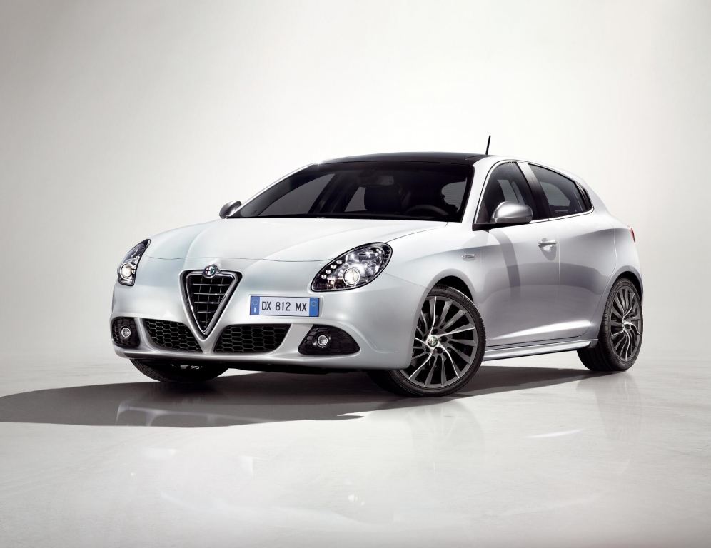 Alfa Romeo Giulietta: Shakespeare in Love