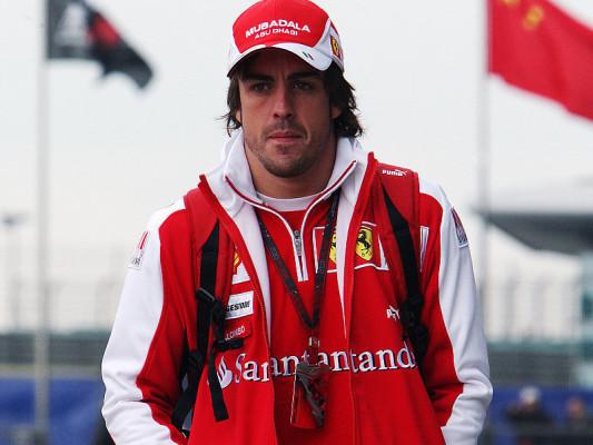 Alonso: Keine Sorgenfalten wegen Motoren: Liegen im Plan