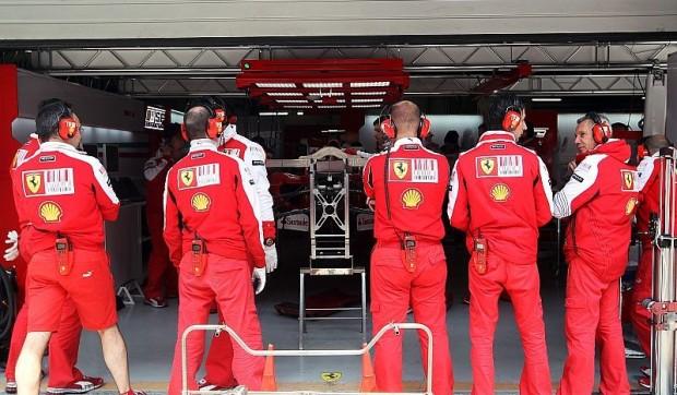 Alonso: Wussten, dass Motor kaputt geht: Keine Sorgenfalten