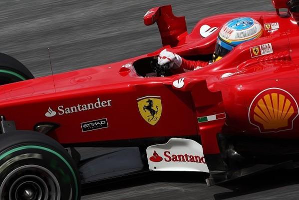 Alonso erwartet Ferrari stark: Kein Grund zur Sorge