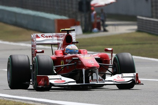 Alonso hofft auf trockenes Rennen: Potenzial ausgelotet
