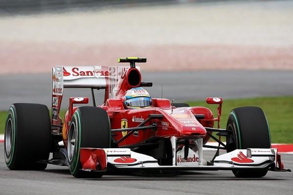 Alonso mit Bahrain-Motor in China: Kein brandneuer Motor