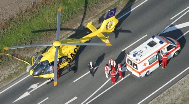Antrieb von Unfallautos wichtig für Rettungskräfte