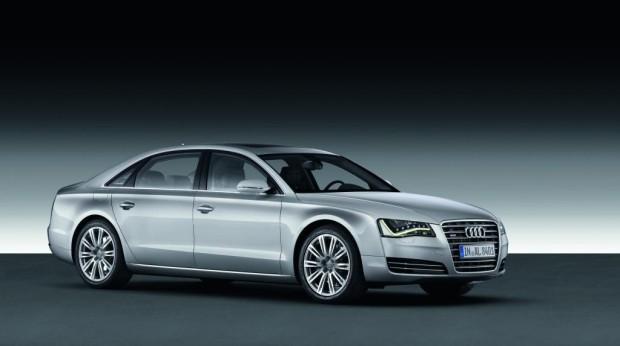 Audi A8 L: Mehr Länge und noch mehr Luxus