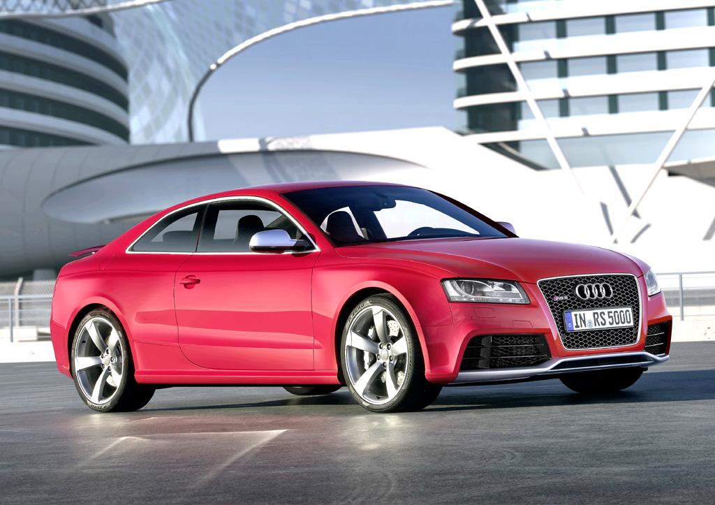 Audi RS5: Der Einstieg beginnt bei rund 78 000 Euro.