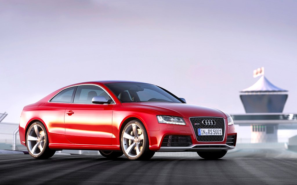 Audi RS5: Die Konkurrenten sind unter anderem M-BMW und AMG-Mercedes.