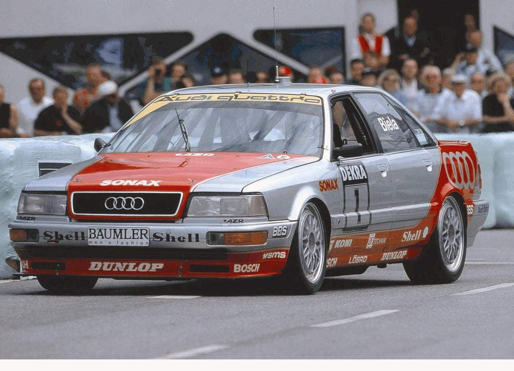 Audi Sport: Das Buch zu 30 Jahren Motorsportgeschichte ab April erhältlich