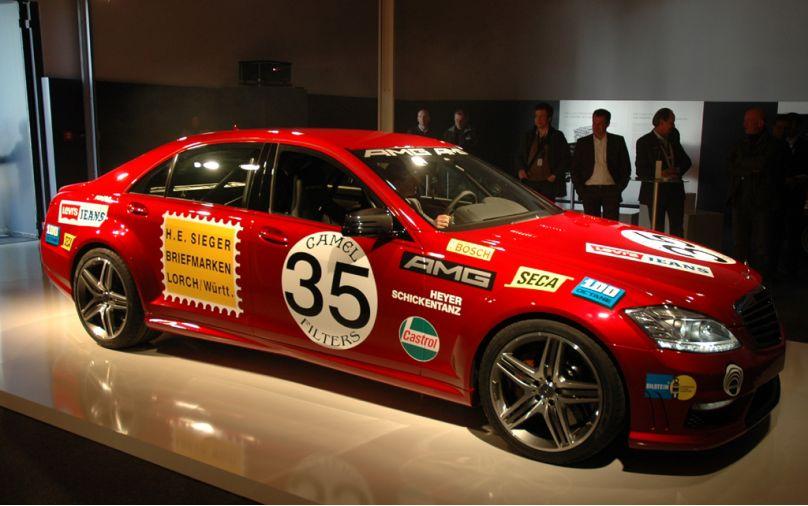 Aus weniger mehr machen: Mercedes-AMG im Performance/Effizienz-Spagat