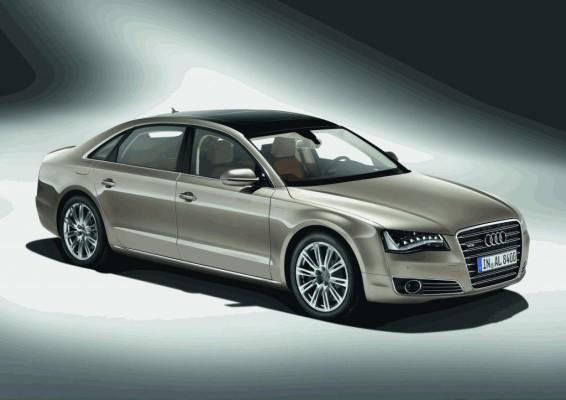 Auto China 2010: Audis A8-L-Weltpremiere wird live aus Peking übertragen