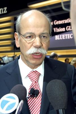 Auto China 2010: Daimler will