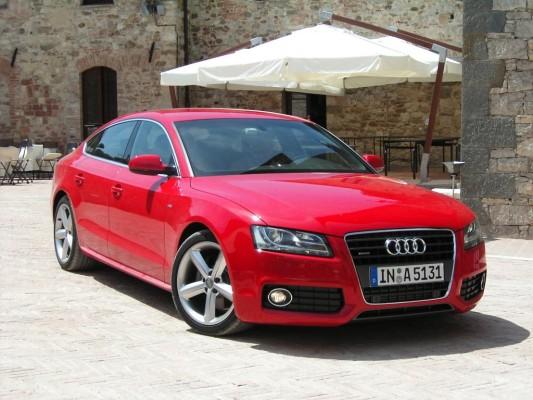 Auto im Alltag: Audi A5