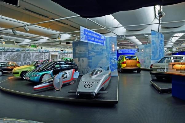 Automuseum Volkswagen feiert 25-jähriges Jubiläum