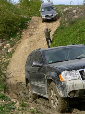 AvD bietet Fahrtraining im Gelände an