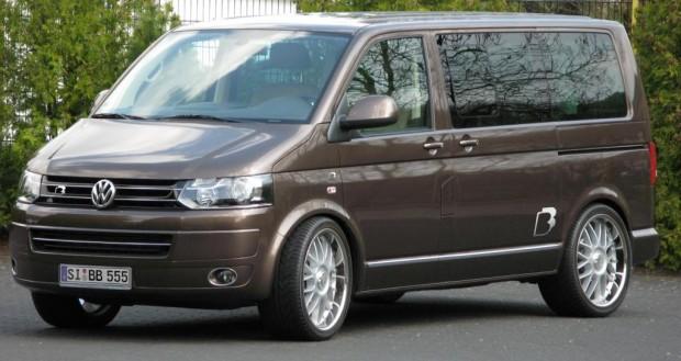 B & B spendiert dem Volkswagen T 5 mehr PS