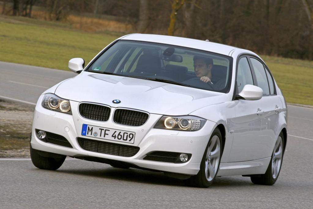 BMW 320 d.