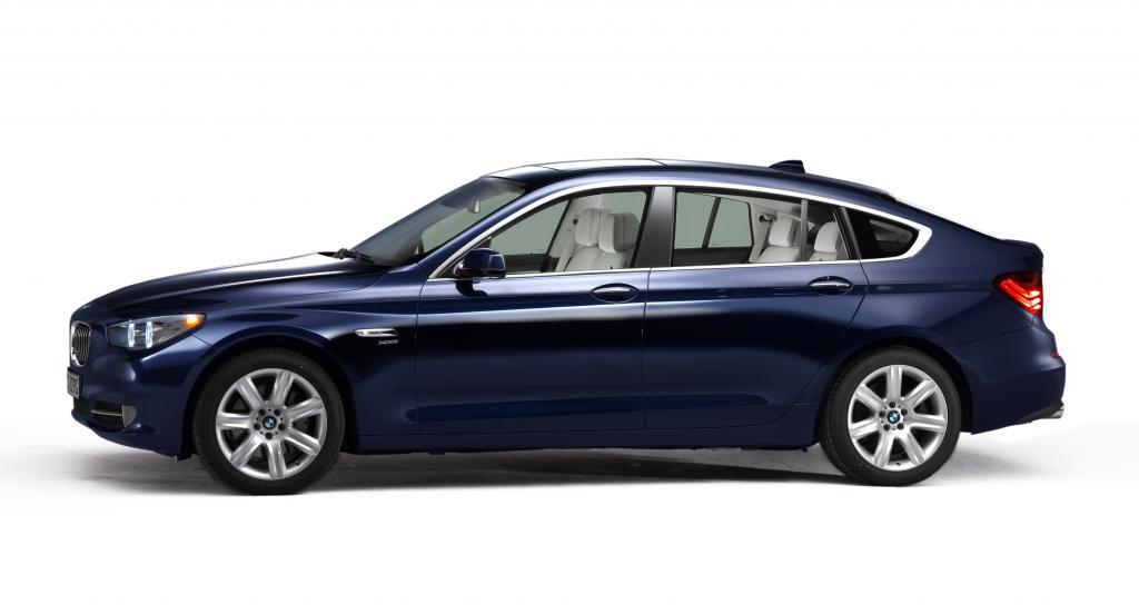 BMW 5er Gran Turismo xDrive.