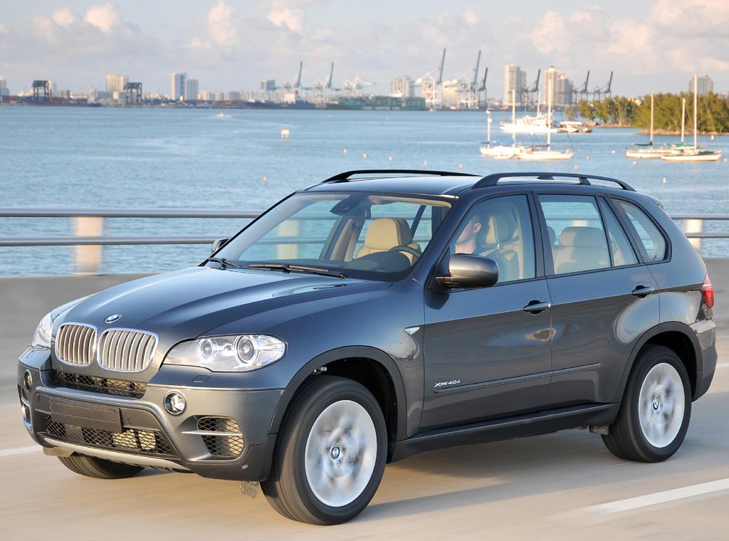 BMW X5: Außen hat sich weniger, unter der Haube schon mehr getan.