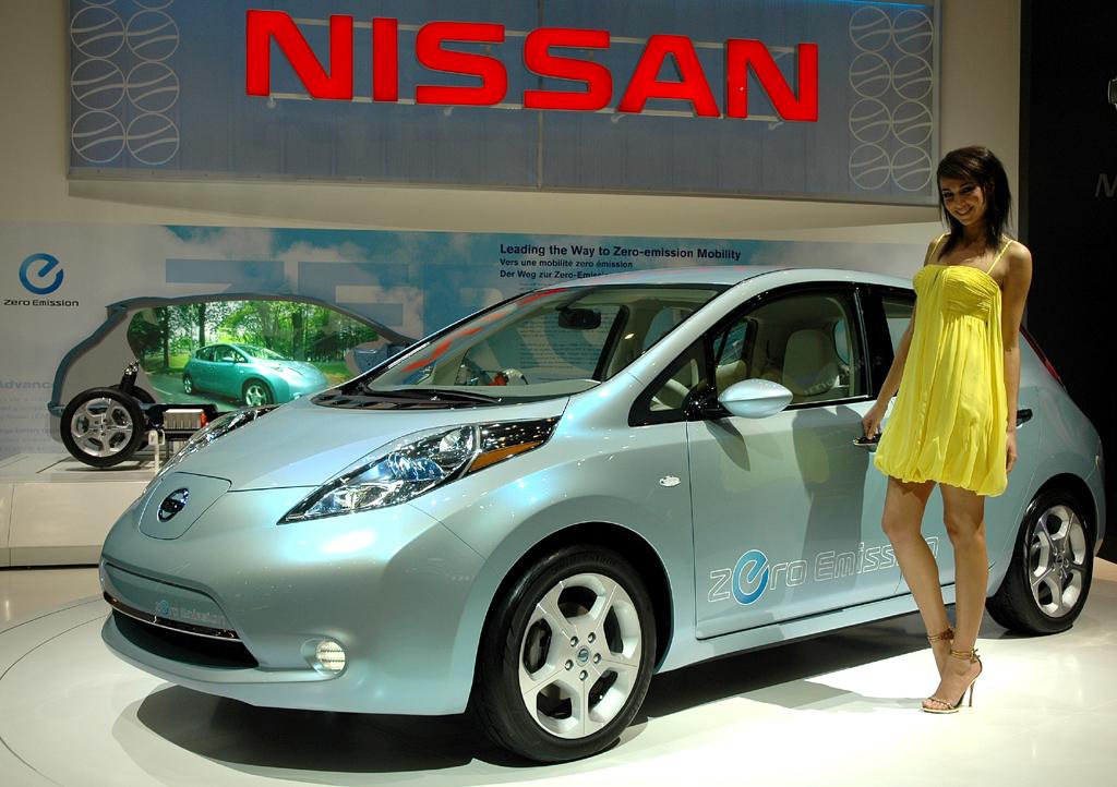 Bei den Elektroautos stellen sich Renault/Nissan künftig sehr breit auf.
