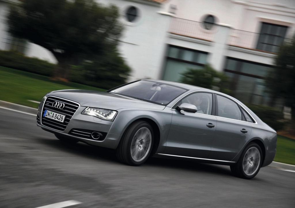 Bosch liefert vorausschauendes Notbremssystem für Audi A 8