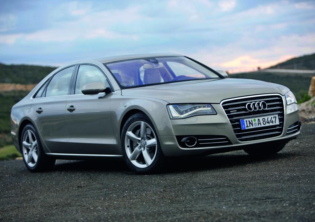 Bosch liefert vorausschauendes Notbremssystem für Audi A8