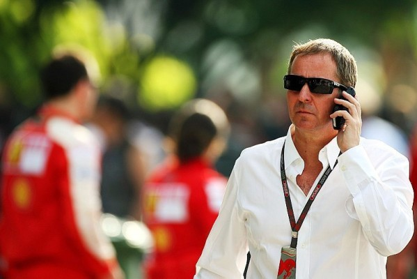 Brundle kritisiert Vettel/Hamilton-Verwarnung : Strafversetzung statt Verwarnung