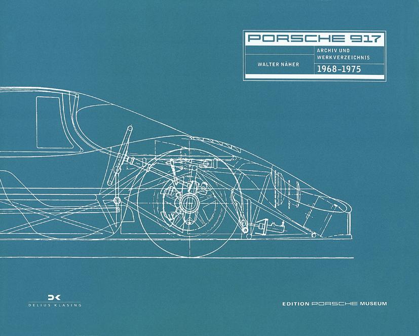 Buch über Porsche 917 erhält MPC-Preis