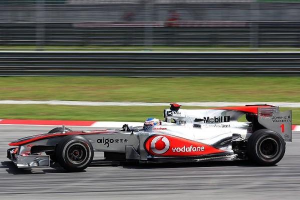 Button: McLaren nicht nur Hamiltons Team: Die gleichen Chancen